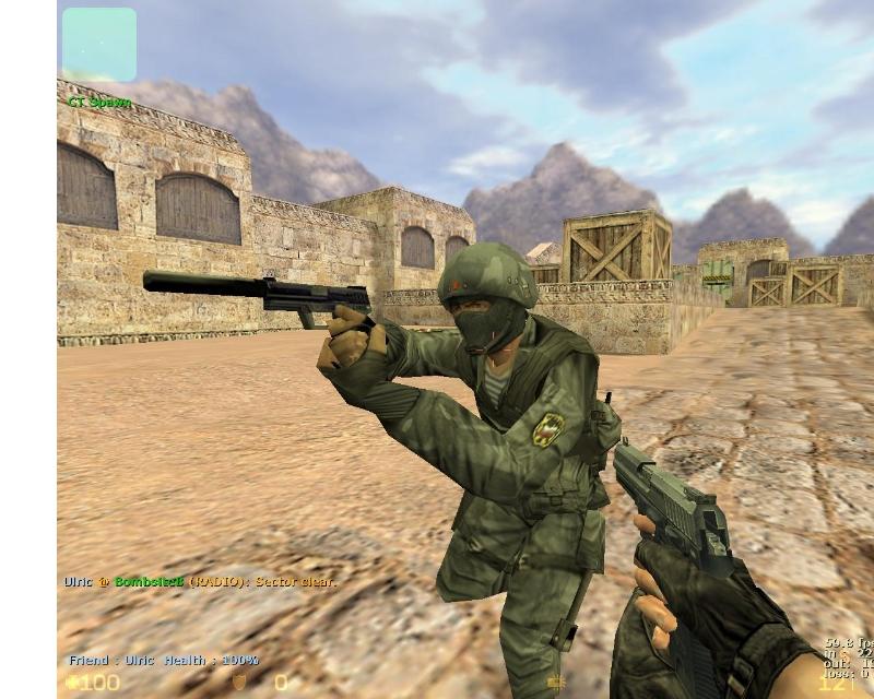 Counter-Strike 1.6 V32 [DiGiTALZONE] 25 October 1